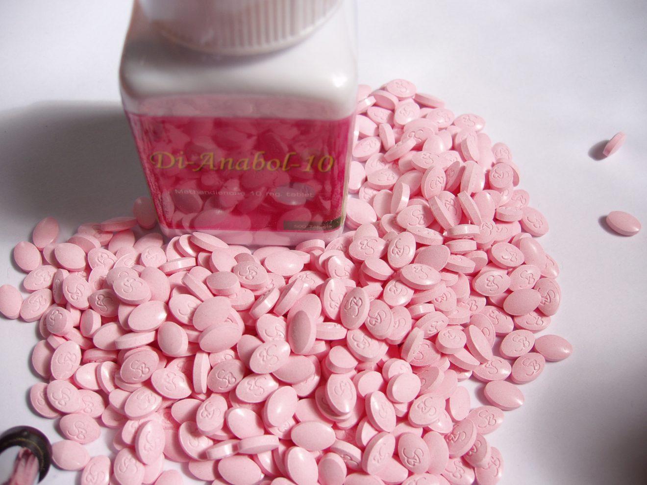 esteroides en pastillas
